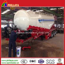 Remorque de camion de semi-camion de ciment de Bulker / vrac en vrac de 60m3