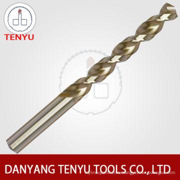 Высокоскоростное стальное сверло HSS для сверления стали