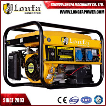 Factory Direct Sale 2000 Watt Portable Electric Generator Gasoline