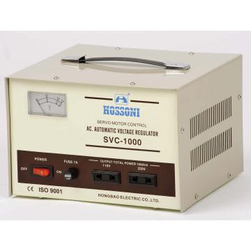 SVC-1000va Estabilizador de tensão AC (AVR)