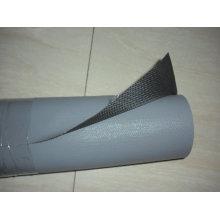 Tissu de fibre de verre enduit de PTFE d'un côté