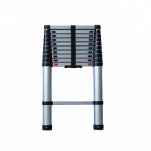 Escada retrátil de alumínio EN131-6 de 3,2M etapas