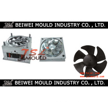 Injection Plastic Fan Blade Mould