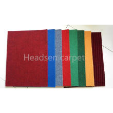 Großhandel 100% Polyester Non Woven Velour Teppich