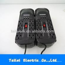 Enchufe tipo regulador de voltaje eléctrico automático de la casa