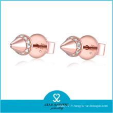 Dernières Low MOQ Chine Usine En Gros Mode Bijoux Boucle D'oreille (E-0250)