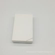 Caixas de empacotamento personalizadas ODM da eletrônica do presente do cartão duro