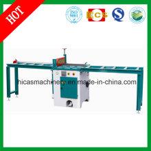 Scie à coupe pneumatique à haute efficacité pour machines à bois