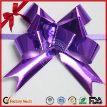 Chine Fournisseur Cadeau Panier Emballage Pré-Made Papillon Pull Bow