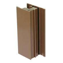 Perfil Industrial de extrusión de aluminio aluminio-012