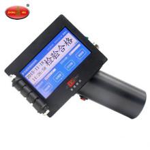 Imprimante à jet d'encre portative mobile de haute résolution de code de lot de poche de date d'expiration de poche de haute résolution