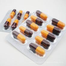 Capsule à libération prolongée de 200 mg d'ibuprofène