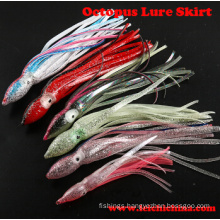 Top Quality Soft Plastic Lure Octopus Lure Skirt