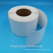 Self Adhesive Blank Thermal Paper Sticker On Roll