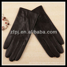 2013 new style fashion lady leather gloves