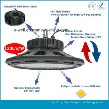 Shopping Hall LED Highbay Light with UFO Design