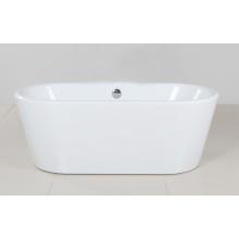 Bañera independiente de diseño ovalada