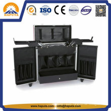 Multi-Functional Aluminum Tools Storage Trolley Case (HT-2106)