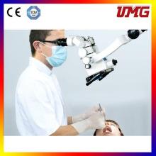 Одобренный CE хирургический инструмент Стоматологический операционный микроскоп