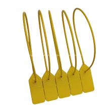 selos de fio de segurança de plástico