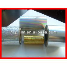 Film laser en polyester