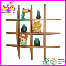 Wooden Wall Shelf (WJ277539)