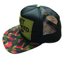 Boné de malha, chapéu de esportes Snapback
