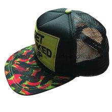 Gorra de béisbol de malla, Snapback Sports Hat