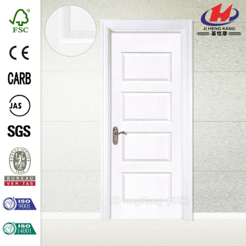 *JHK-011 Kitchen Doors Knotty Pine Interior Wood Doors Double Leaf Wooden Solid Door
