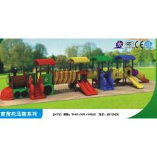 Itens baratos do equipamento do playground da corrediça para a venda