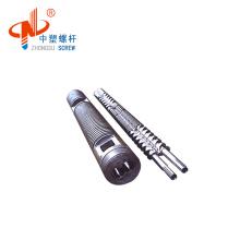 KMD60/KMD75/KMD90/KMD110/KMD130 parallel bimetallic twin screw barrel