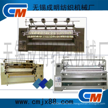 Full Automatic Cloth Textile Fabric Finishing Pleating Machinery