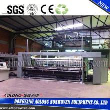 Machine de fabrication de non-tissé