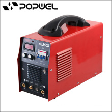 DC INVERTER TIG/MMA WELDING MACHINE TIG250A