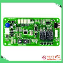 STEP serial calling board, STEP PCB
