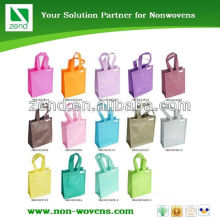 high quality nonwoven women shoe and bag set