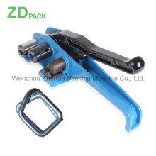 Tensor manual para correa de cable de plástico para 1 ''