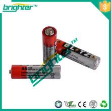 Xxl energía vida batería de la marca aa tamaño de la batería um-3
