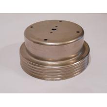 Revestimiento de cobre Revestimiento profundo de piezas de metal Suministro de fábrica