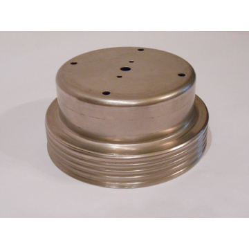 Copper Plating Deep Drawing Metal Parts Factory Supply