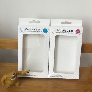Luxury phone case packaging