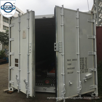 Tianjin LYJN Solar Powered 20ft Cold Storage Refrigerated Container
