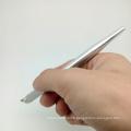 Stylo à microbille de tatouage en soie à sourcils pour tatouage cosmétique en aluminium