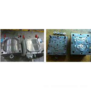 Car Ultrasonic Aroma Diffuser ODM Mould