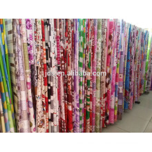 100% polyester upholstery fabric used for bedsheet