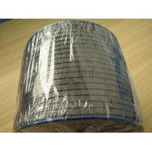 Гибкая упаковка графита и кольца, графитовая упаковка, уплотнение прокладки