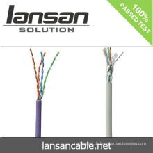 2014 Heißer Verkauf FLUKE geprüftes Cat5e Kommunikationskabel / Netzkabel / LAN-Kabel