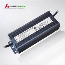 la alta calidad 80w 24v llevó el transformador 110v ac a la fuente de corriente continua de 24v