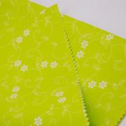 Kemeja Gunakan Fabric Cetak TC