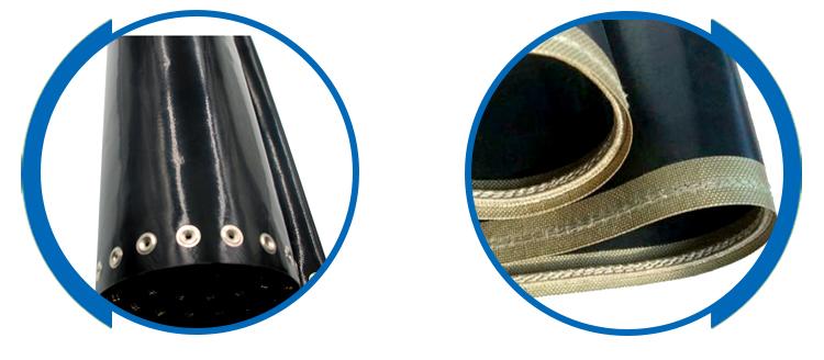 fusing machine belt
